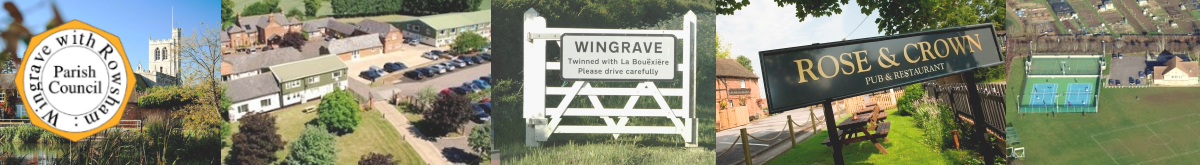 Wingrave With Rowsham Parish Council