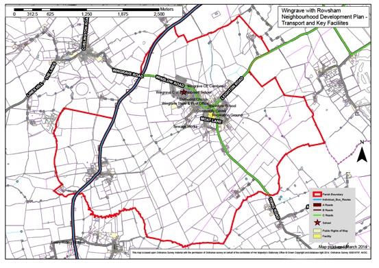 Plan B Wingrave & Rowsham – Transport & Key Facilities
