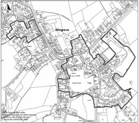 Plan C - Wingrave Conservation Area