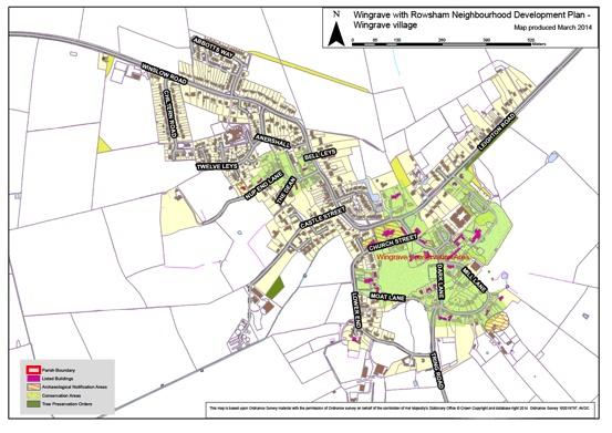 Plan C Wingrave Village