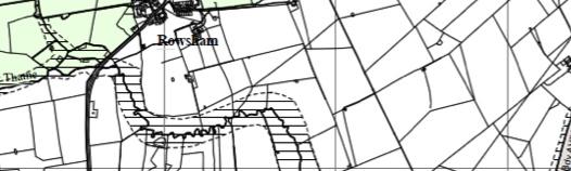 Plan J 2004 Proposals Maps for Rowsham